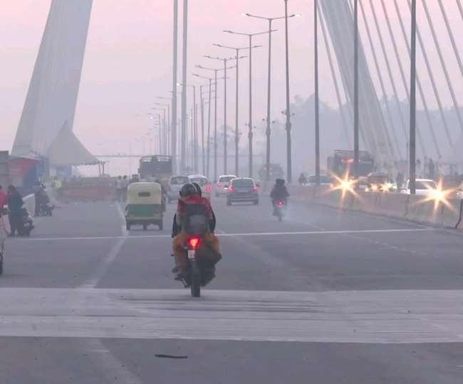 उत्तर भारत में शीत लहर की दस्तक