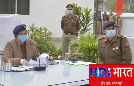 पंचायत चुनाव को लेकर गांव-गांव नेटवर्क विकसित करे पुलिस: आईजी