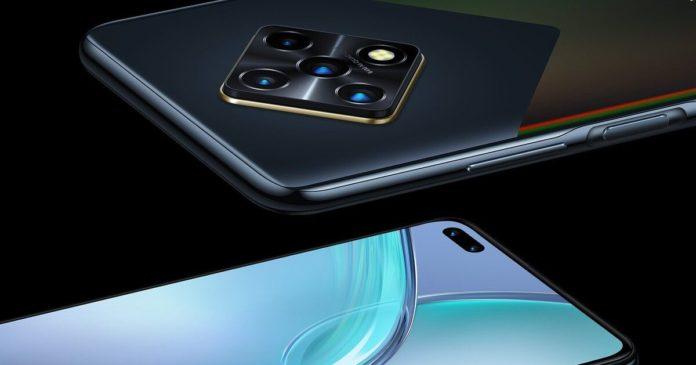 स्मार्टफोन Infinix Zero 8i