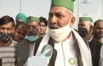 राकेश टिकैत का बड़ा बयान 'किसानों संगठनों में फूट नहीं