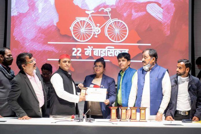 Youth icon Alokita Srivastava honored