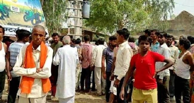 हरदोई: चुनाव प्रचार कर रहे युवक की करंट से मौत