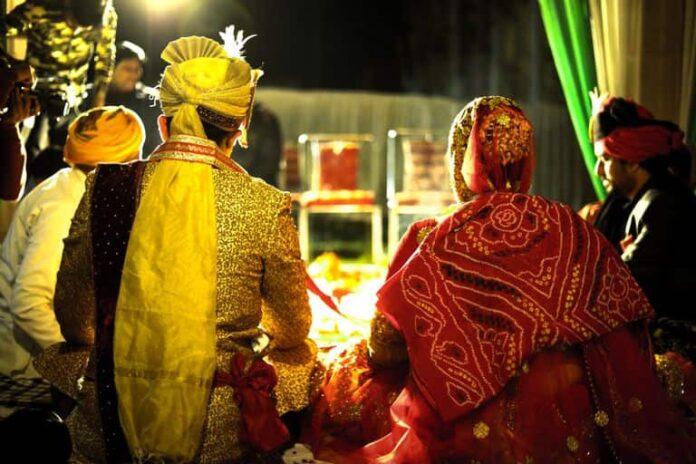 यूपी: अब शादियों में सिर्फ 25 मेहमान ही होगे शामिल