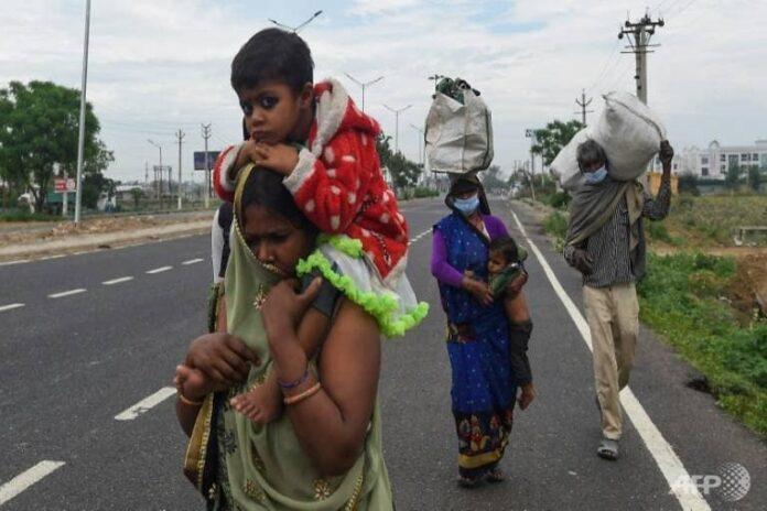 प्रवासी श्रमिकों (Migrant Workers)
