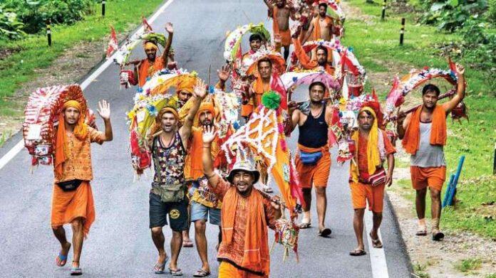 25 जुलाई से शुरू होगी कांवड़ यात्रा, मुख्यमंत्री योगी के निर्देश