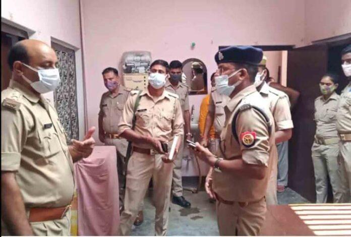 हरदोई: संदिग्ध हालात में गोली लगने सेवानिवृत सैनिक की बेटी की मौत