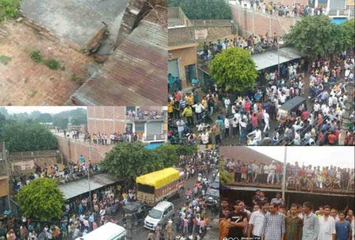 हरदोई: तेंदुए के हमले में एक व्यक्ति लहूलुहान