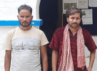 हरदोई: सेंध काटकर हुई चोरी का पुलिस ने किया खुलासा, 2 गिरफ्तार