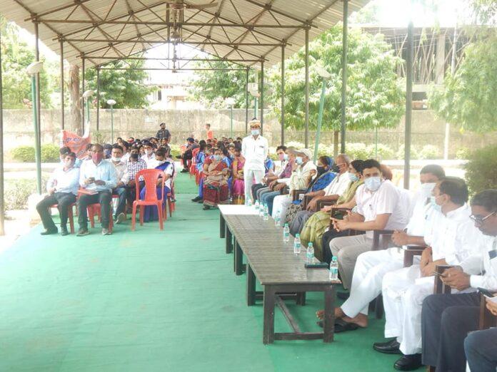 देश की आजादी एवं अखण्डता बनाये रखना ही वीर शहीदों के प्रति सच्ची श्रद्वाजंलि:-अविनाश कुमार