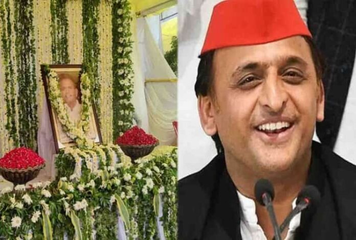 भाजपा कल्याण सिंह की मौत को भी मुद्दा बना रही, सरकार: अखिलेश यादव
