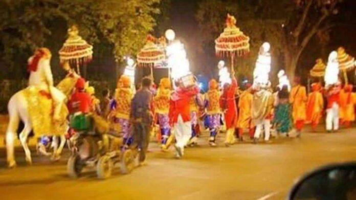 यूपी सरकार ने दी खुली जगहों पर शादी समारोह की अनुमति